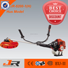 powerful 120 garden tool gasoline brush cutter/brush cutter