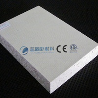 Sound proof 2400x1200mm mgo wall panel board