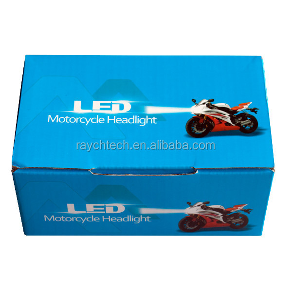 Wholesale new product led motorcycle headlight motorbike headlight 4 side led led motor headlight 24W M4 MH4 MA4