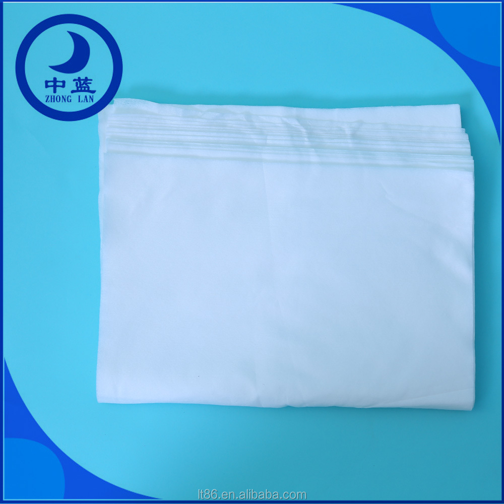 Non-woven disposable medical hand towel for hospital use