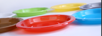 7''/9''/10''disposable PS plastic plate/plastic cutlery with high quality