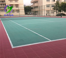waterproof outdoor sports flooring