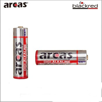 Hot Sale LR6 AA AM3 1.5V Mignon Alkaline Battery Manufactured by China Supplier