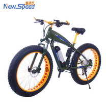 2017 new speed big power fat tire electric bike/snow e-bike/fat ebike