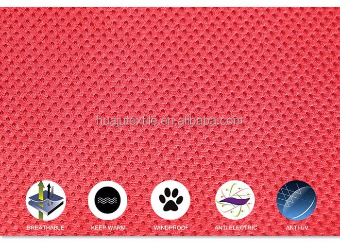 For Baby Cot Bumper Breathable 3D Mesh Fabric with wicking