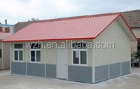 large span prefabricated steel construction/light steel warehouse