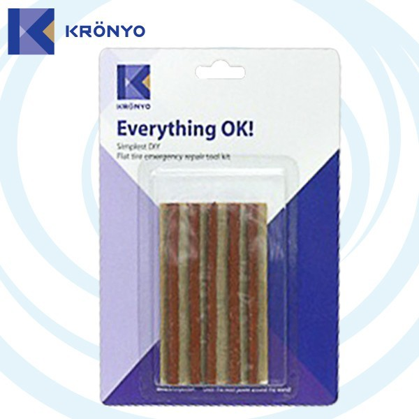 KRONYO tyre sealant review flat tire service recycling of tyre