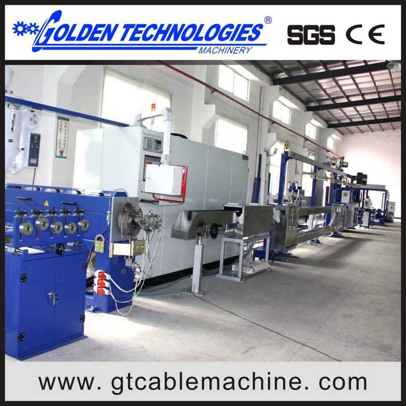 Electric Wire Cable Manufacturing Machine