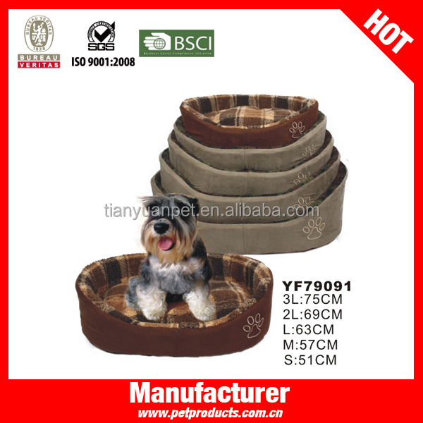 Warming cozy touch dog bed