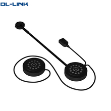 MH02 noise cancelling motorcycle helmet waterproof two way radio headset for riders