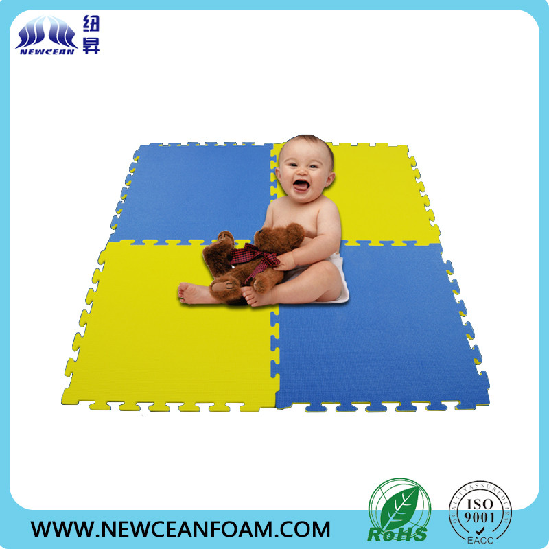 China Baby Toys Educational Foam Puzzle Mat
