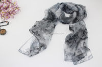 New hot selling special shawl polyester scarf wholesale