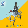 QBY aluminium AODD transfer paint pump portable air operated diaphragm pump