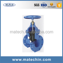 OEM Precision Stainless Steel 304 Slab 36 Inch Chain Wheel Gate Valve