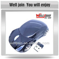 Ferrari Car Shape Mouse, Wireless Car Shape Mouse