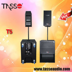 professional car audio T5