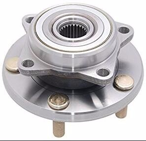 Wholesale Mitsubishi Suspension Parts Front Wheel Hub MR334386 For Mitsubishi Chariot/Space Wagon Grandis N84w/N94w 1997-2003