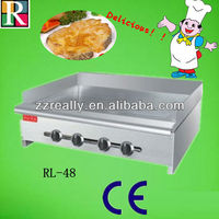Multi-function for restaurants OEM the ce gas teppanyaki plate