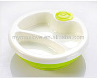 baby warm keeping feeding bowl sets plate thermal