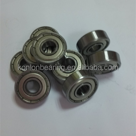 Low price carbon steel small ball bearing furniture ball bearing 625ZZ 626ZZ 627ZZ 607ZZ 608ZZ 609ZZ 688Z 699ZZ