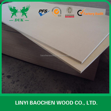 Good quality New Style Moisture-Proof MDF board wood price /melamine MDF
