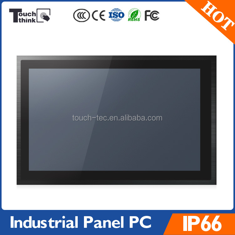 15 inch Panel PC, Industrial Panel PC, Stainless Steel Panel PC
