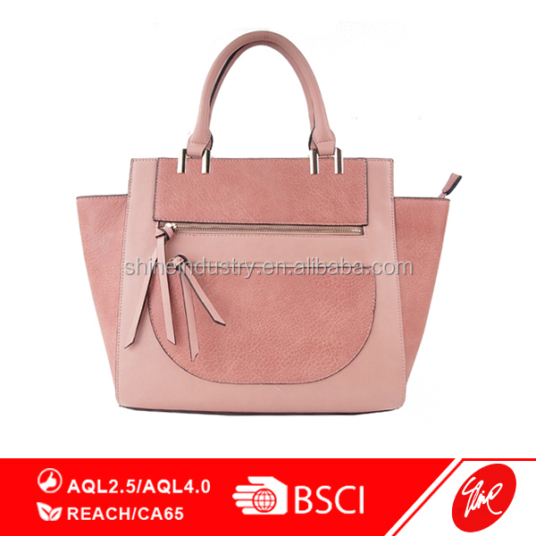 Classic Women Handbags Fashion Ladies PU Tote Bag