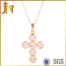 TN0131 JN Jewelry wholesale fashionable Catholicism believer cross series god Pendant & Necklace
