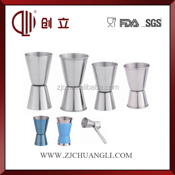 wholesales bar stainless steel jigger