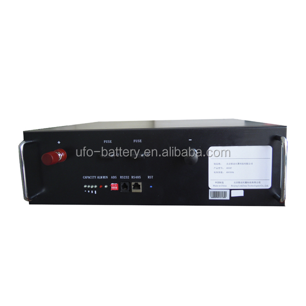 48V 70AH LIFEPO4 battery pack for telecommunication station system
