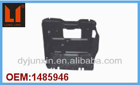 OEM customized iron battery bracket for scania 114 4 series