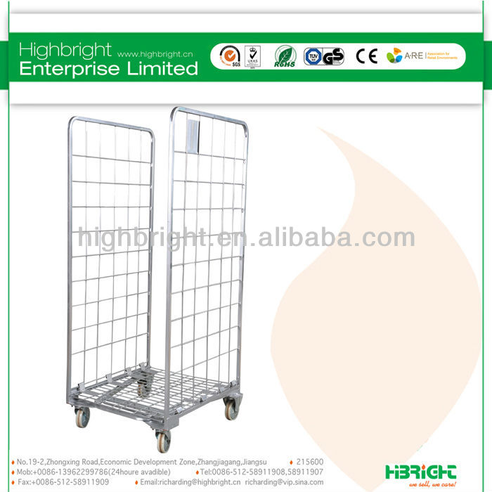 foldable roll off container for sale