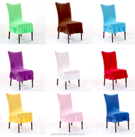 Factory Sale Spandex Chair Covers With