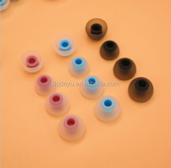 OEM manufacturer lowprice silicone earplug earphone
