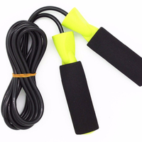 Custom Printed Logo Speed Training Weighted Jump Rope,fitness skipping Latex jump rope
