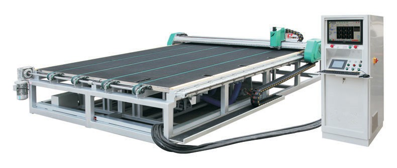 New product!!!full automatic glass cutting machine from china