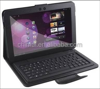 silicon keyboard case for Samsung galaxy tab 10.1