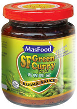 Instant Green Curry Paste For Chicken, Beef, Mutton