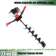 CE 52cc hand manual earth soil auger post hole auger