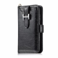 For iPhone X Wallet Case, Durable and Slim, Lightweight with Classic Design & Ultra-Strong Magnetic Closure, Faux Leather, Burgu
