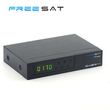 2017 Factory Wholesale Freesat V7 Family Use Mini TV Decoder Digital Set Top Box hd combo dvb-s2 dvb-t2 satellite receiver