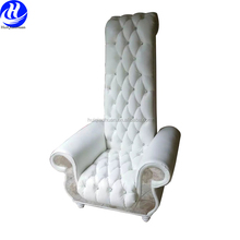 Wholesale high back throne chairs for wedding