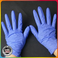 Disposable Medical Nitrile Exam Gloves