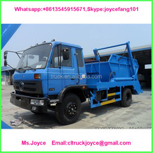 6-8t Arm Roll Container Refuse Garbage Truck,Swing Arm Dump Truck,Refuse Collector Truck