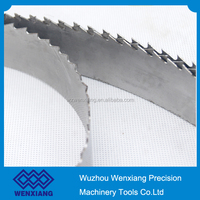 cut wood ,plastic carton steel band saw blade power tools