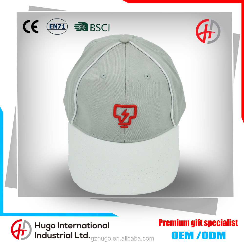 Hot! New Fitted High Quality Classic Style Durable Sport Curve Custom Promotional Solid Color Baseball Hat