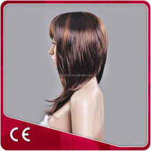 Synthetic Mustache Wig