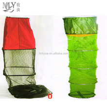 rubber material cheap carp fishing net tackle