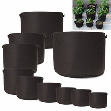 felt materials plant grow bags fabric pots 10 gallon