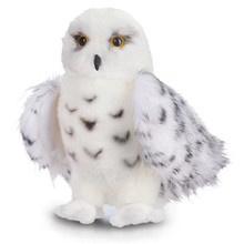 Promotional Top Quality Custom Logo Printed Plush owl Toy
